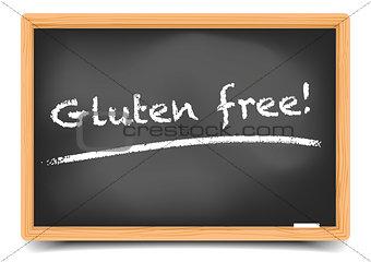 Blackboard Gluten Free