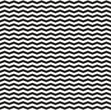 Tile vector black and white zig zag pattern