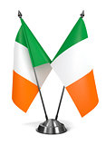 Ireland - Miniature Flags.
