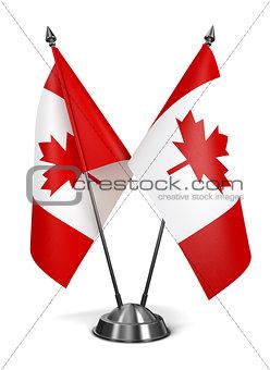 Canada - Miniature Flags.
