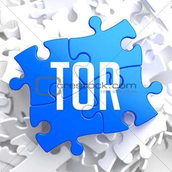 TOR on Blue Puzzle.
