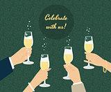 Celebrating poster
