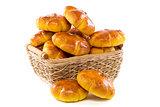 Pumpkin buns.