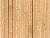 Photo of vertical clean wood panels