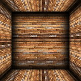 interior abstract wooden room