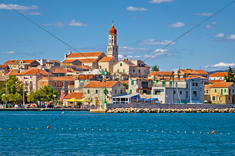 Adriatic village of Betina skyline