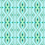 Design seamless colorful checked pattern