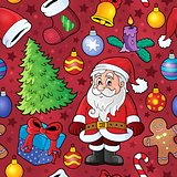 Christmas seamless background 7