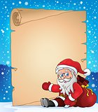 Christmas topic parchment 5