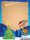 Christmas topic parchment 8