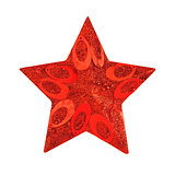 Decorative Christmas star