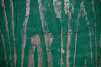 old painted wooden background