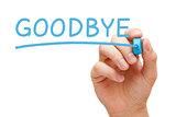 Goodbye Blue Marker