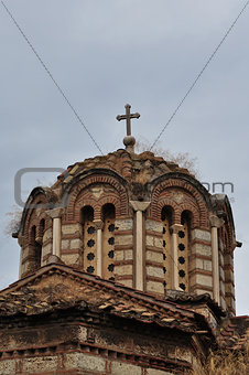 byzantine church dome