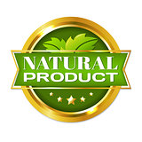 Natural Product Label