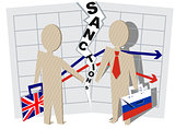 UK sanctions against Russia
