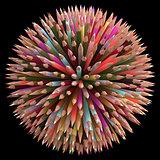 500 Color Pencils