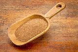 teff grain scoop