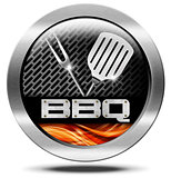 Bbq Symbol - Barbecue Icon