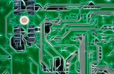 printed circuit - motherboard