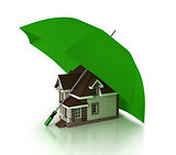 Safe Home concept