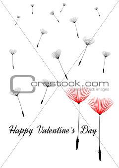 valentine background, happy valentine day