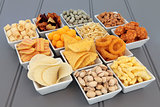 Snack Food Selection
