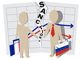 France sanctions against Russia