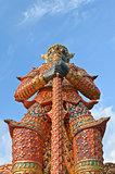 Giant statue thai style