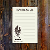 Health and Nature Collection