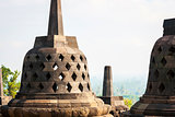 Buddhist temple Borobudur, Magelang, Indonesia