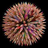 200 Color Pencils