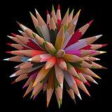 80 Color Pencils