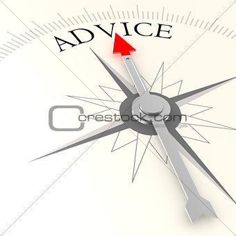 Advice compass