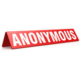 Anonymous tag