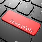 Productivity keyboard
