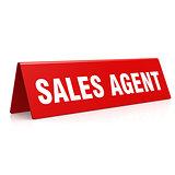 Sales agent banner