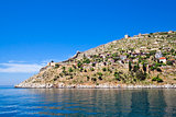 Turkish fortress in Alanya
