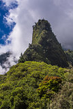 Iao Needle in Hawaii