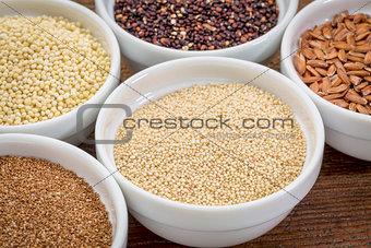 amaranth gluten free grain