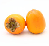 two persimmon