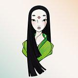Beautiful Japan Girl