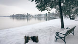 Tutzing snow
