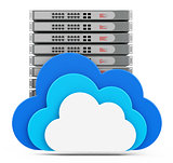 the cloud server