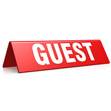 Guest tag