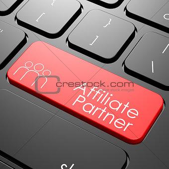 Affiliate partner keyboard