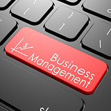 Business management keyboard