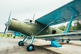 Famous soviet plane paradropper Antonov An-2 Heritage of Flying