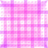 Pink geometric abstraction