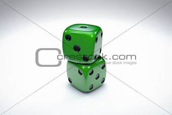 Casino Dice Background